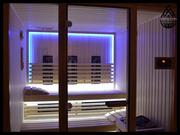 Декоративное освещение для инфракрасной сауны